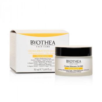 Byothea Dry Skin Крем увлажняющий 24 часа для сухой кожи
