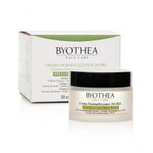 Byothea Нормализирующий крем для жирной кожи 24 часа Impure Skin