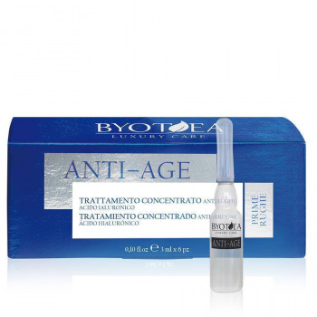 Byothea Ампулы против первых морщин с гиалуроновой кислотой Anti-Age Prime Rughe