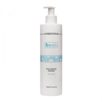 Christina Натуральный очищающий гель для всех типов кожи лица Fresh