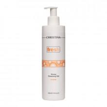 Christina Медовый очищающий гель для жирной кожи лица Fresh