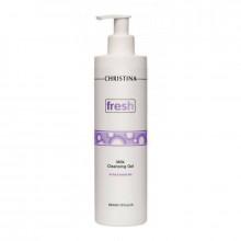 Christina Молочный очищающий гель для сухой и нормальной кожи лица Fresh