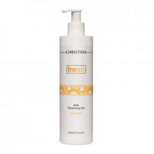Christina Очищающий гель с фруктовыми кислотами для всех типов кожи лица Fresh
