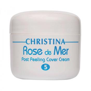 Christina Профессиональный постпилинговый тональный защитный крем для лица Rose de Mer