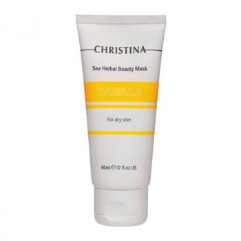 Christina Ванильная маска красоты для сухой кожи лица