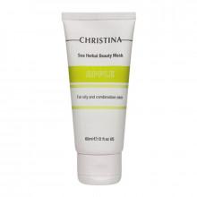 Christina Яблочная маска для жирной и комбинированной кожи лица