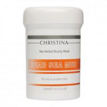 Christina Маска красоты для жирной кожи лица с грязью мертвого моря