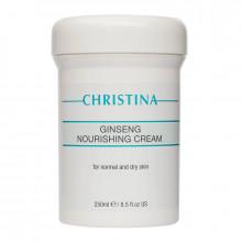 Christina Питательный крем с женьшенем для нормальной кожи лица