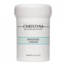 Christina Массажный крем для всех типов кожи лица