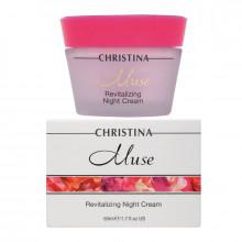 Christina Восстанавливающий ночной крем для лица Muse