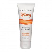 Christina Смягчающий крем для ног Forever Young