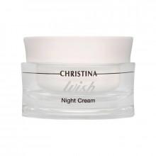 Christina Ночной крем для лица Wish