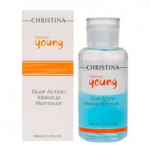 Christina Средство для снятия макияжа двойного действия Forever Young