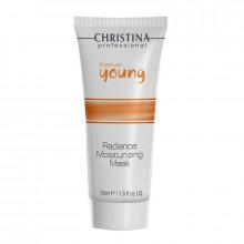 "Christina Увлажняющая маска для лица ""Сияние"" Forever Young"