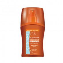Clinians Масло-спрей для активного загара и защиты волос с комплексом витаминов Sun