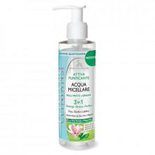 Clinians Мицеллярная вода 3в1 для комбинированной и жирной кожи с Зеленым чаем и Магнолией Hydra Plus Attiva Purificante