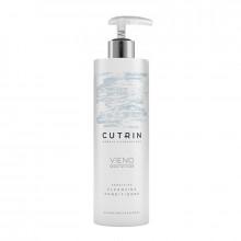 Cutrin Очищающий кондиционер для чувствительных волос без отдушки Vieno Sensitive Cleansing Conditioner