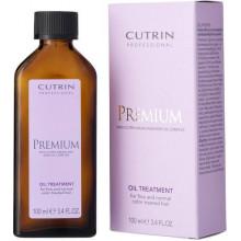 Cutrin Premium Масло-уход для нормальных и тонких волос
