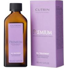 Cutrin Масло-уход для жестких волос Premium