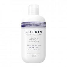 Cutrin Шампунь для объема тонких и нормальных волос Ainoa Shampoo Volume Boost