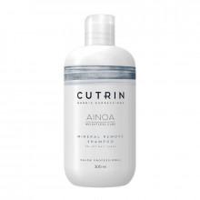 Cutrin Шампунь для выведения минералов с волос Ainoa Shampoo Mineral Remove