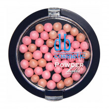 Dark Blue Cosmetics Шариковые румяна Scultorio Powder Balls
