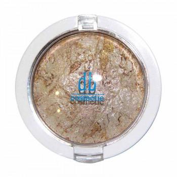 Dark Blue Cosmetics Запеченный хайлайтер Bellagio Melange Baked