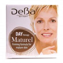 Укрепляющий дневной крем для зрелой кожи лица и шеи Maturel DeBa