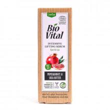 Интенсивная сыворотка-лифтинг для глаз и губ с экстрактом граната и маслом Ши Bio Vital DeBa