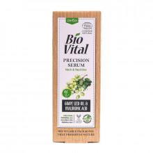 Сыворотка для шеи и зоны декольте с маслом косточек винограда и гиалуроновой кислотой Bio Vital DeBa