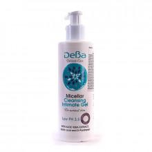 DeBa Гель для интимной гигиены с алоэ вера и молочной кислотой Intimate Care