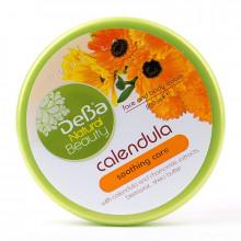 """Успокаивающий крем для лица и тела """"Календула"""" Natural Beauty DeBa"""
