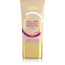 Delia All Day Perfect Тональний крем 3в1