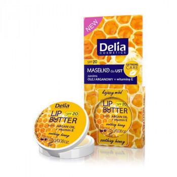 """Delia Масло для губ """"Успокаивающий мед"""""""