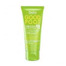 Delia Сыворотка для стоп увлажняющая, регенерирующая Good Foot