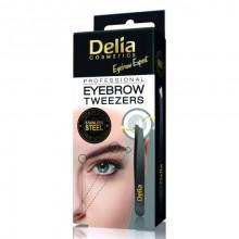 Delia Пинцет для бровей Eyebrow Expert
