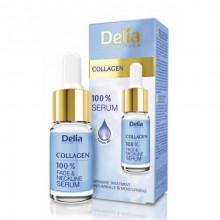 Delia Сыворотка для лица, шеи и декольте с коллагеном Collagen (30 мл)