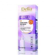 Delia Осветляющий BB-крем для лица SPF 30 White Fusion+