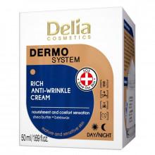 Delia Крем для лица против морщин Dermo System-Rich