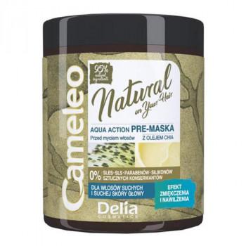 Delia Маска для волос с маслом чиа Cameleo Aqua Action