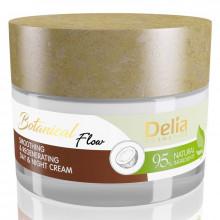 Delia Разглаживающий регенерирующий крем для лица Botanical Flow