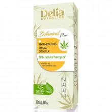 Delia Регенерирующая сыворотка-бустер с конопляным маслом Botanical Flow
