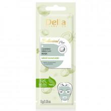 Delia Очищающая маска с зеленой глиной Botanical Flow