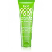 Delia Смягчающий бальзам для усталых ног Good Foot