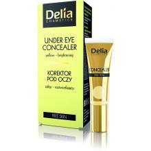 Delia Free Skin – маскирующий корректор Желтый