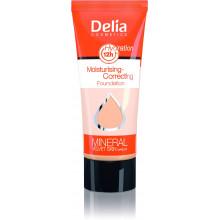 Delia Увлажняющий тональный крем Mineral Velvet Skin