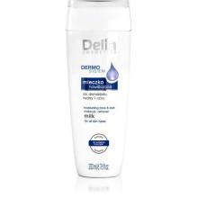 Delia Молочко для снятия макияжа с лица и глаз Dermo System