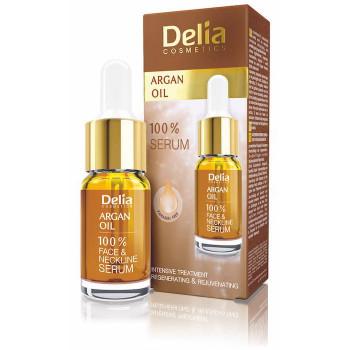 Delia Сыворотка для лица, шеи и декольте с маслом арганы Argan Oil