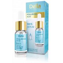 Delia Сыворотка для лица, шеи и декольте с гиалуроновой кислотой Hyaluronic Acid