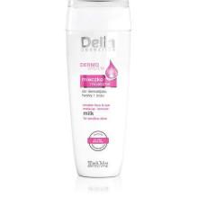 Delia Dermo system – молочко мицеллярное для снятия макияжа с лица и глаз
